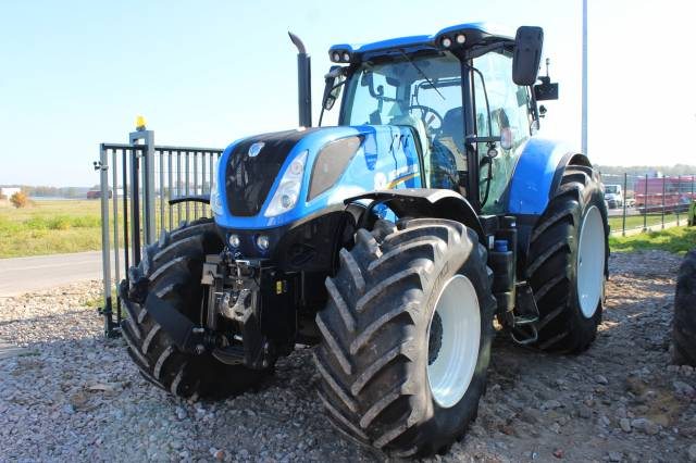 5640] Agriculture tractor NEW HOLLAND T7 260 | Post-lease